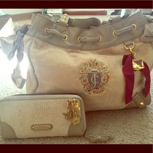 **PRICE FIRM**Authentic Juicy Couture Tote